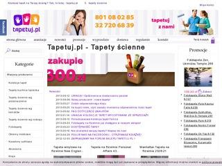 http://tapetuj.pl/category/tapety-do-pokoju